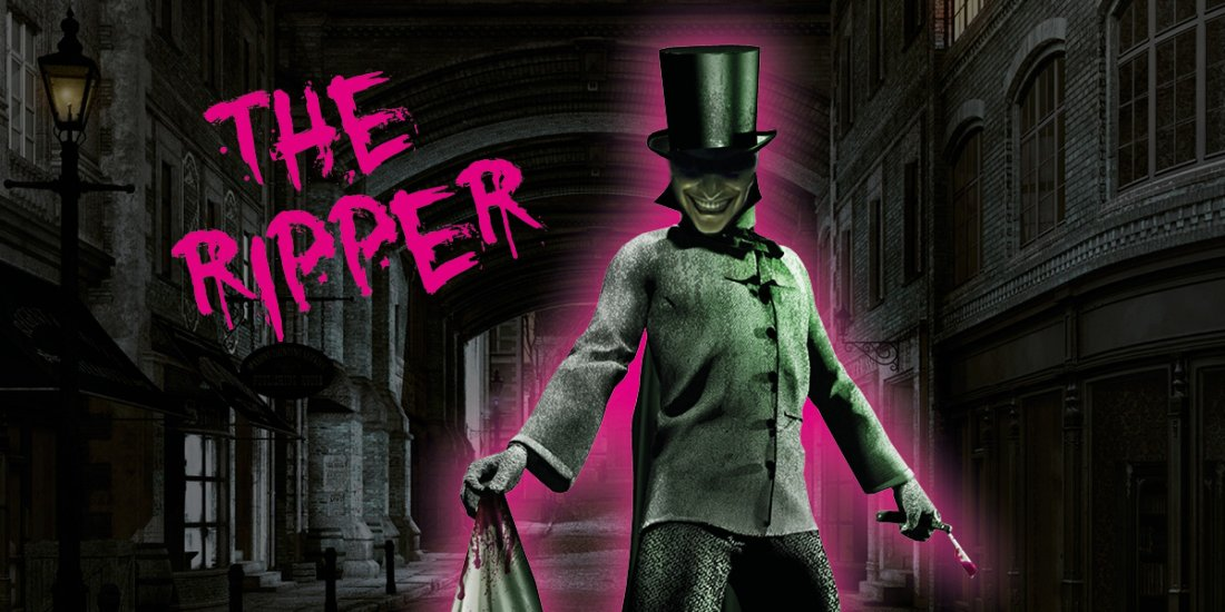 The Halifax Ripper, 4 September | Event in Halifax | AllEvents.in