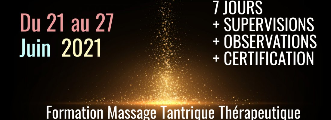 Formation Massage Tantrique Thérapeutique, 21 June | Event in Tisselt | AllEvents.in
