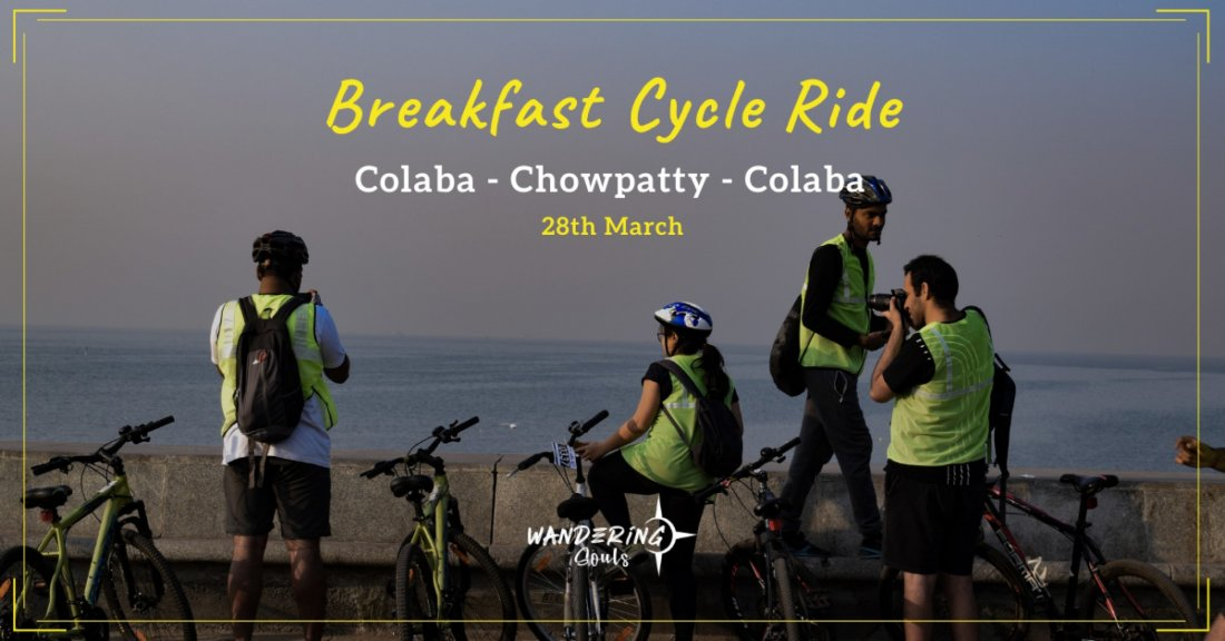 Breakfast Cycle Ride | Event in Mumbai | AllEvents.in