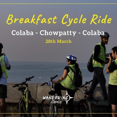 Breakfast Cycle Ride
