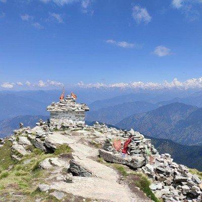 Kedarnath - Tungnath with Chandrashila Peak Trek
