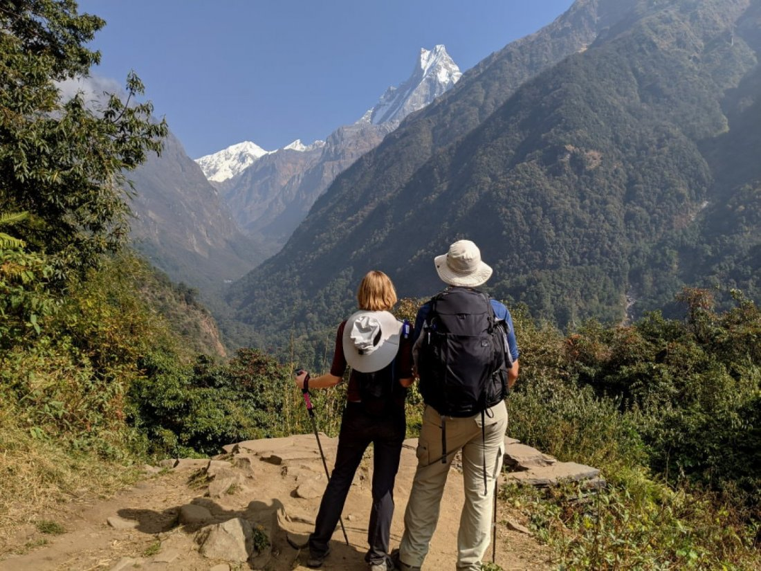 Annapurna base camp trek - Group Joining, 21 May | Online Event | AllEvents.in