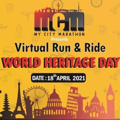 World Heritage Virtual Run & Ride 2021