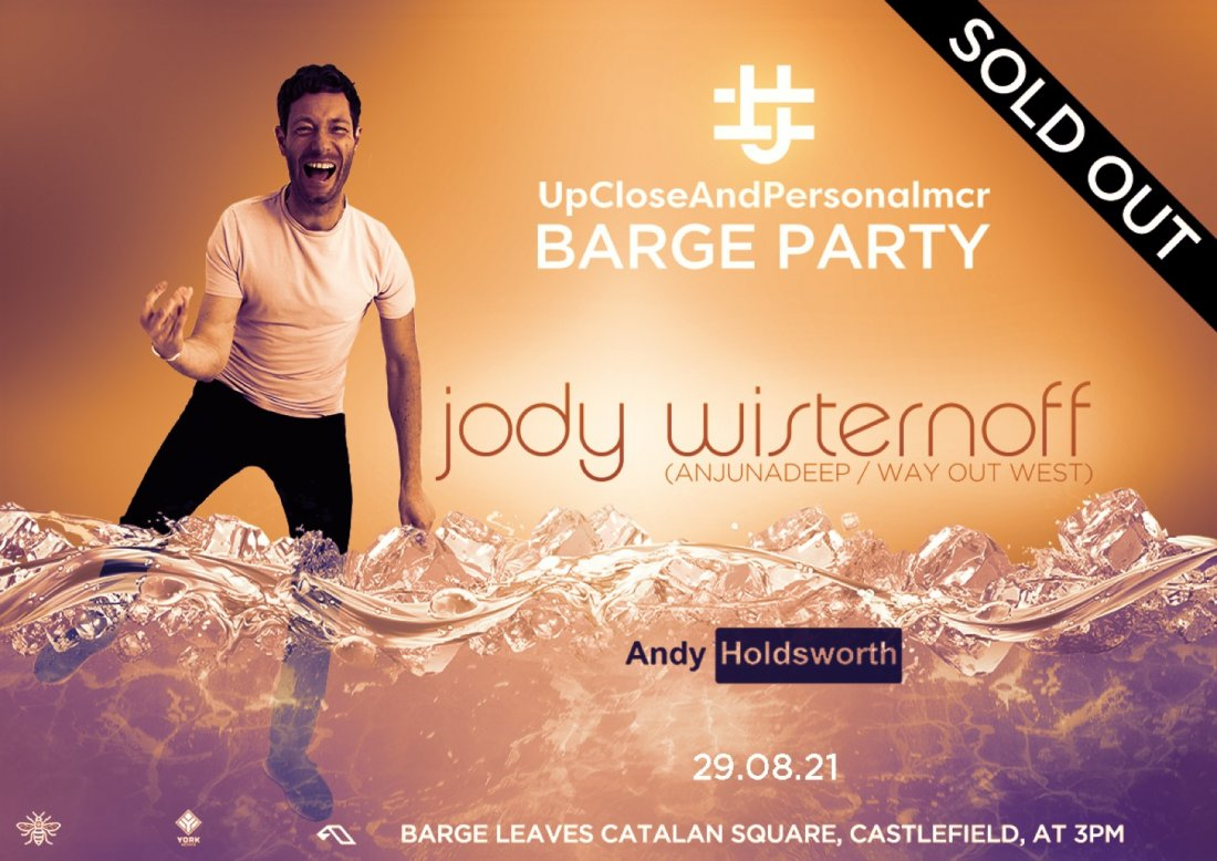 Jody Wisternoff-Nightwhisper Tour , 29 August | Event in Manchester | AllEvents.in