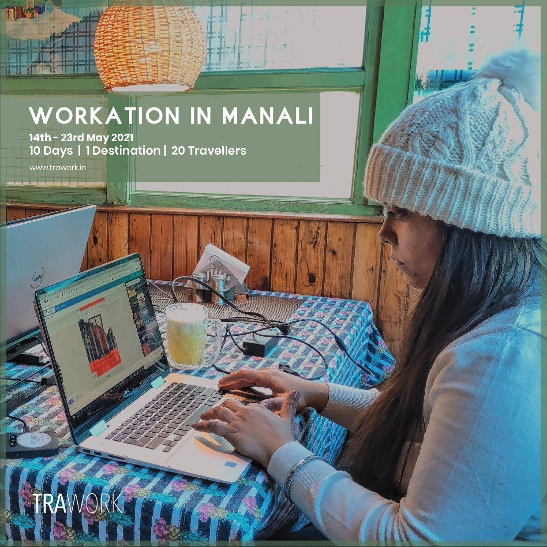 Remote Work in Manali , 14 May | Event in Mumbai | AllEvents.in