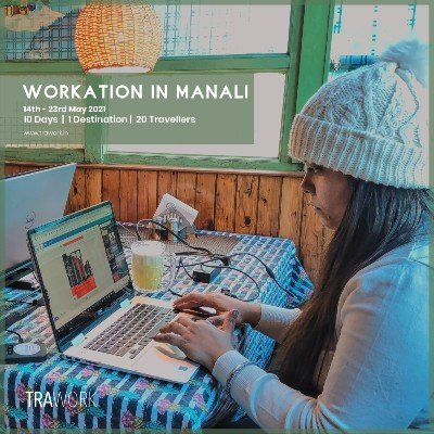 Remote Work in Manali