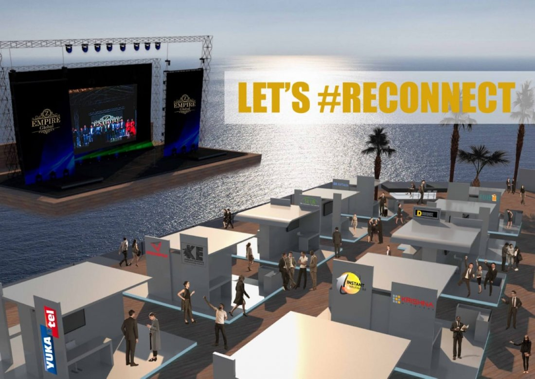 RECONNECT THE EXHIBITIONBY Z EMPIRE GLOBAL, 28 September   Event in Glyfada   AllEvents.in
