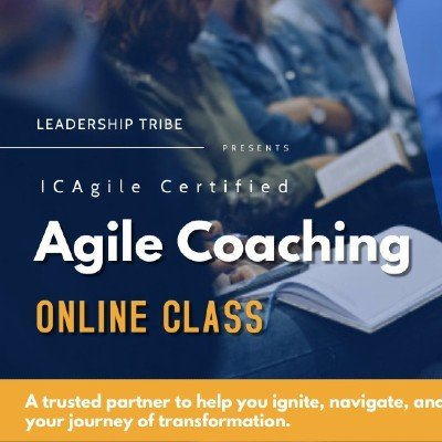 Agile Coaching (ICP-ACC)  Global - Part Time - June