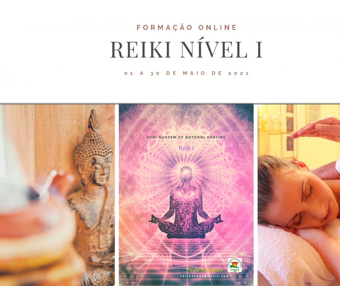 Formação Reiki Nível I   Online Event   AllEvents.in