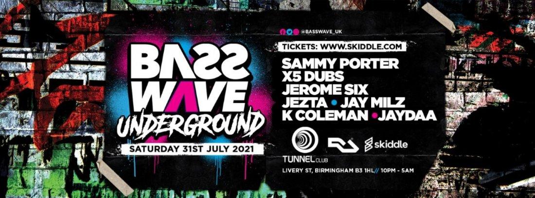 Basswave Underground .  | Event in Birmingham | AllEvents.in