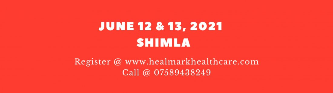 UNDERSTANDING FINANCIAL VIABILITY OF HEALTHCARE Projects & THEIR EXECUTION, 12 June | Event in Simla | AllEvents.in