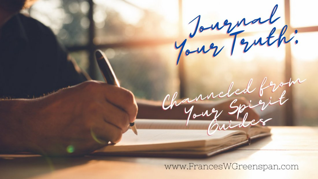 Webinar:  Journaling Your Truth:  Channeled Writing from Your Spirit Guides | Online Event | AllEvents.in