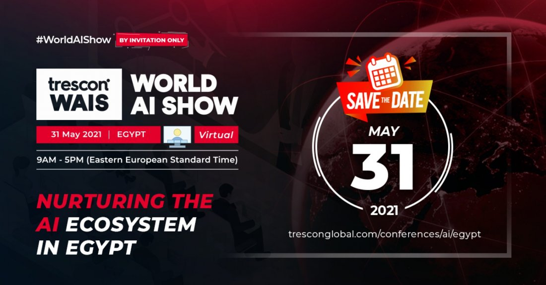 World AI Show - Egypt, 31 May | Online Event | AllEvents.in