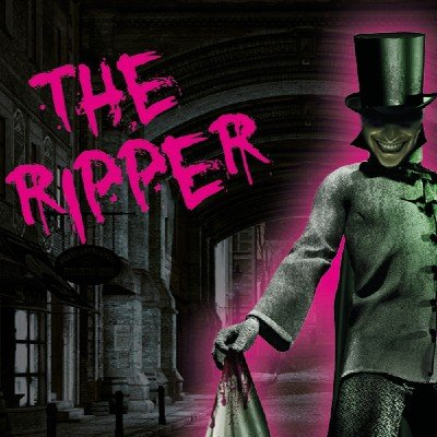 The London South Bank Ripper