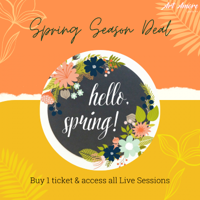 Spring Season Live Sessions by Art Amore (Recording)