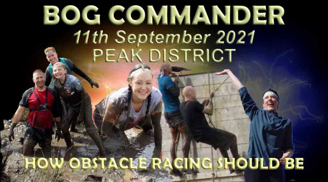 Bog Commander Mud Run & Obstacle Race ~ Peak District, 11 September | Event in Buxton | AllEvents.in