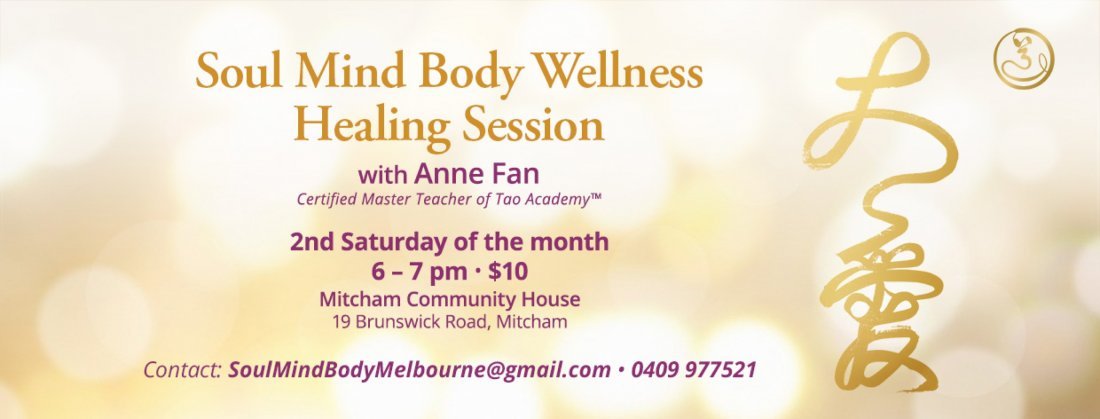 Soul Mind Body Wellness Healing Session | Event in Nunawading | AllEvents.in