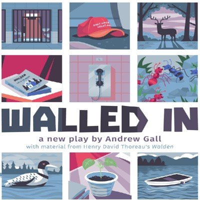 Walled In by Andrew Gall