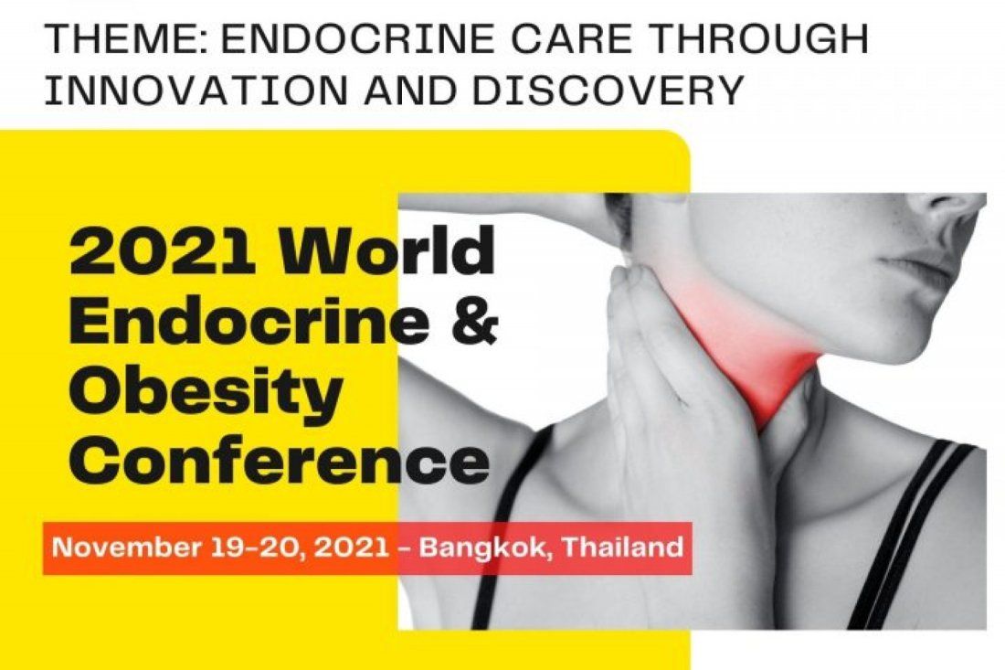 2021 World Endocrine and Obesity Conference, 19 November | Event in Bangkok | AllEvents.in
