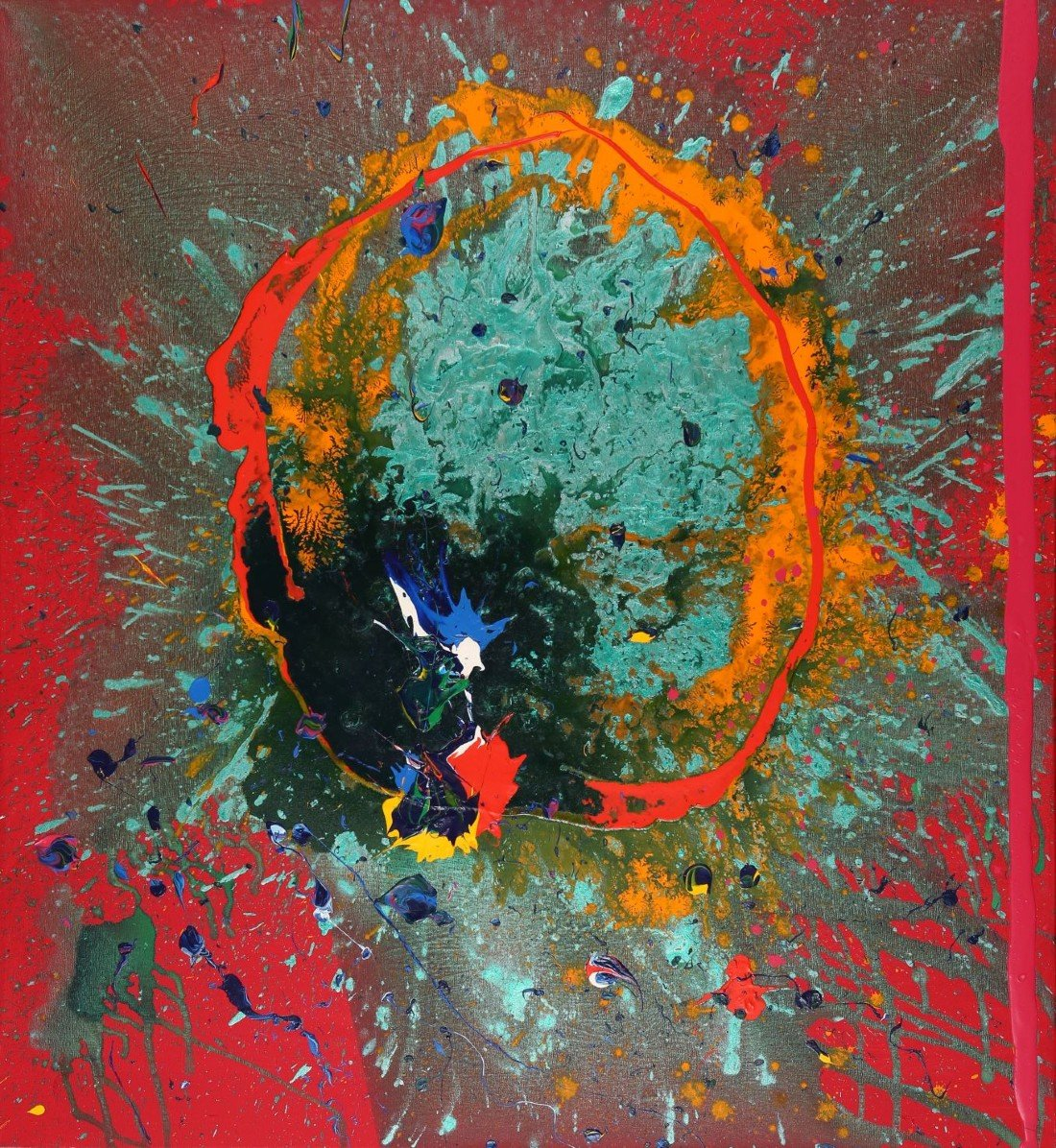 John Hoyland: The Last Paintings, 3 July | Event in Sheffield | AllEvents.in