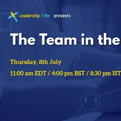 The Team in the Individual - Webinar