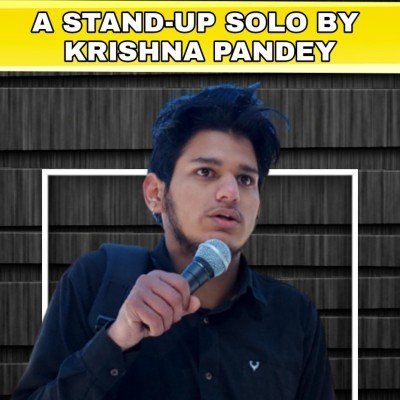 UK  CONNECTION - A STAND-UP SOLO BY KRISHNA PANDEY