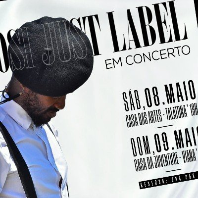 AMOSI JUST A LABEL EM CONCERTO