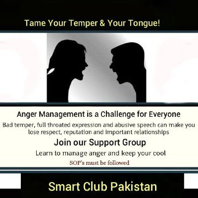 TongueTemper and Anger Management