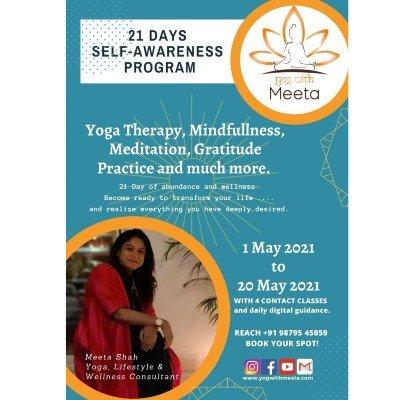 21 Days Self-Awareness Program