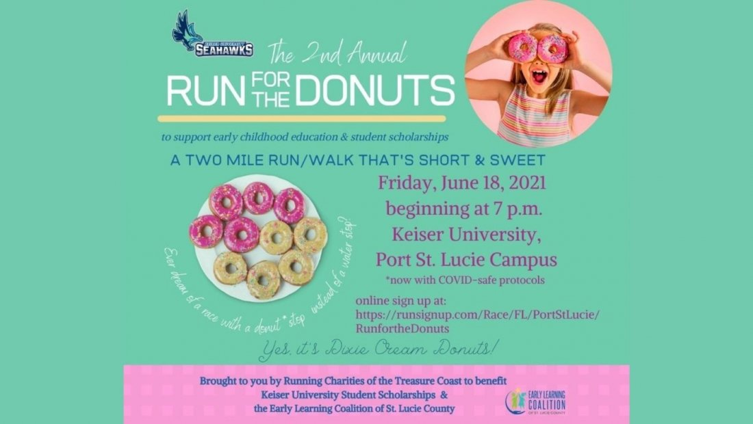 Original Run for the Donuts, 18 June | Event in Port St. Lucie | AllEvents.in