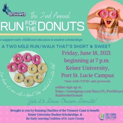 Original Run for the Donuts