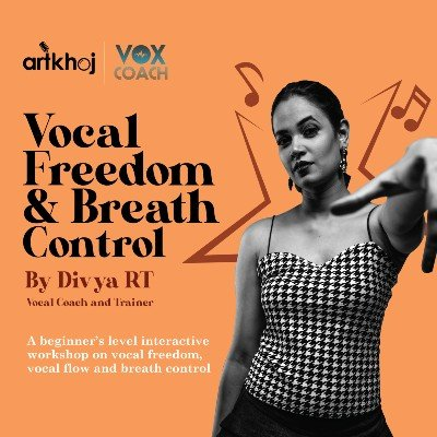 Vocal Freedom and Breath Control - Online Workshop