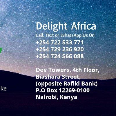 Delight Tailoring Fashion & Design School Nairobi Kenya
