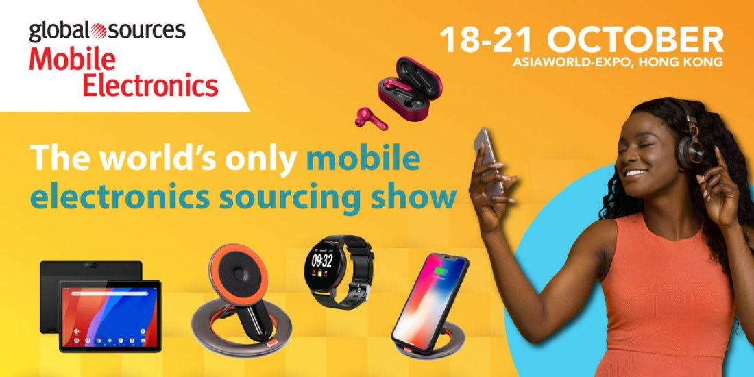 Global Sources Mobile Electronics Show, 18 October | Event in Tuen Mun | AllEvents.in