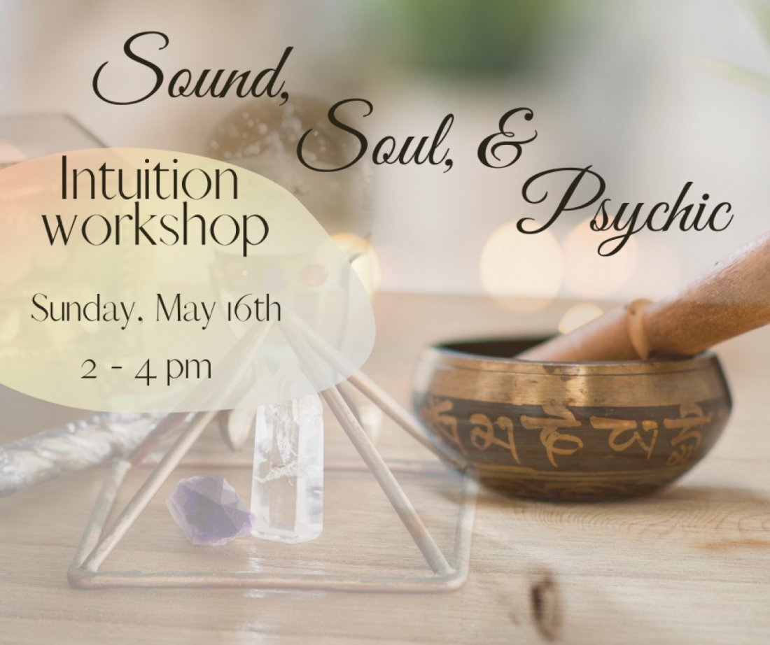 Sound, Soul & Physic Workshop, 16 May | Event in Lake Cable | AllEvents.in