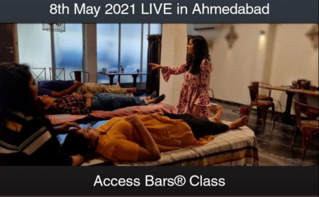 Access Bars class with Kavvita Kapoor Khalsaa | Event in Ahmedabad | AllEvents.in