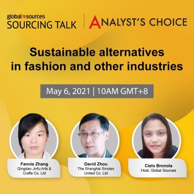 Global Sources Sourcing Talk Analysts Choice 4