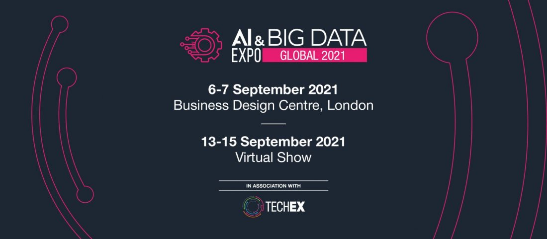 AI & Big Data Expo Global 2021 , 6 September | Event in London | AllEvents.in