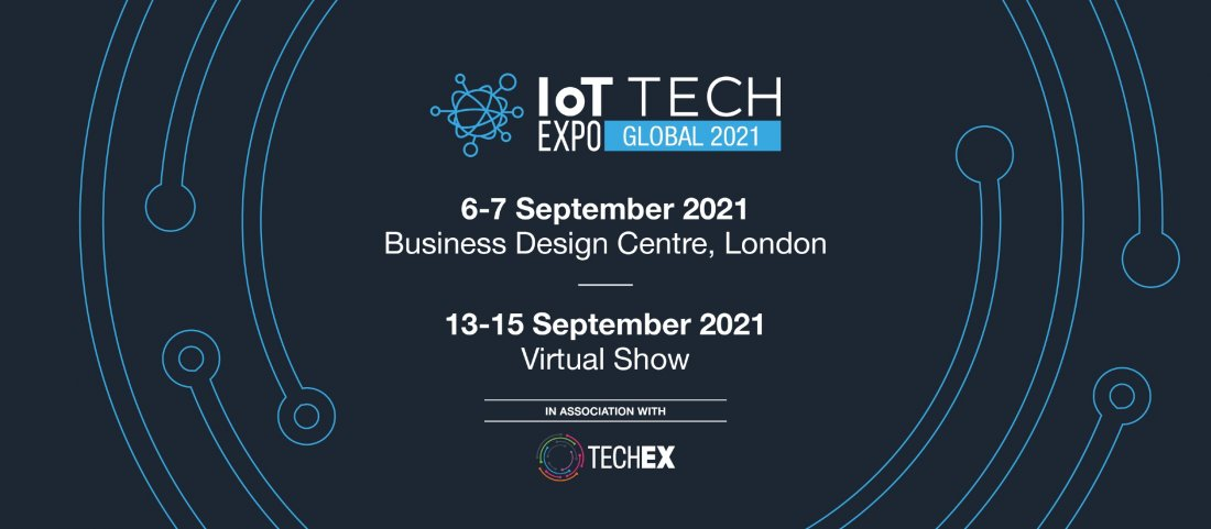 IoT Tech Expo Global 2021 , 6 September | Event in London | AllEvents.in