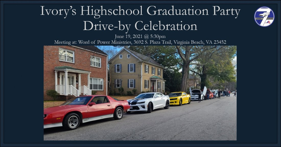 Ivory's Graduation Parade, 19 June   Event in Virginia Beach   AllEvents.in