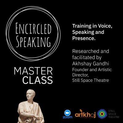 Encircled Speaking Masterclass - Online Workshop