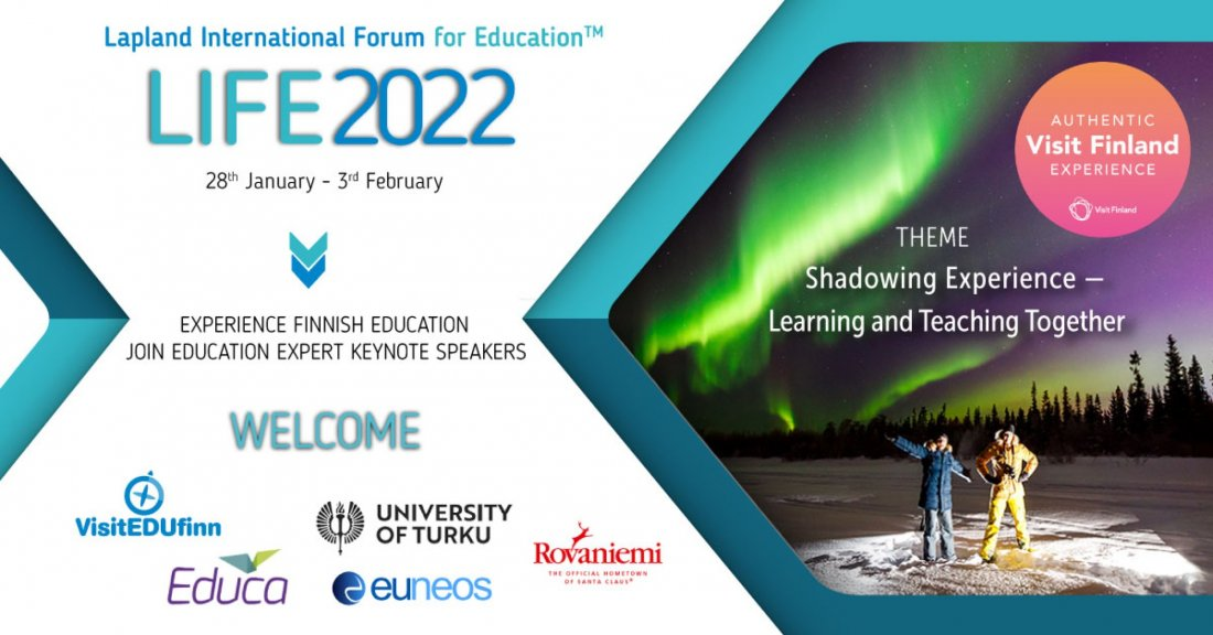 Lapland International Forum for Education, 28 January | Event in Rovaniemi | AllEvents.in