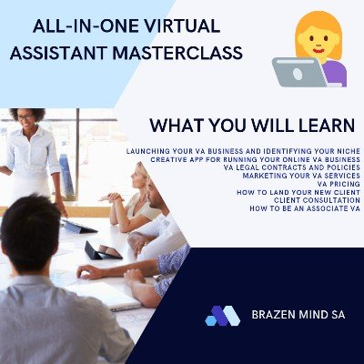 Virtual Assistant Masterclass