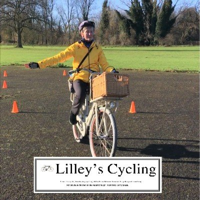 Developing Cycling Skills & Confidence - Private Lessons (1hr) - DAILY anytime