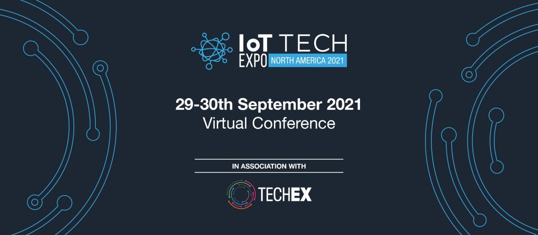 IoT Tech Expo North America 2021 , 29 September   Online Event   AllEvents.in