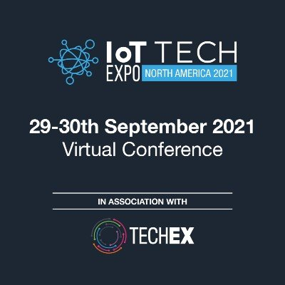 IoT Tech Expo North America 2021