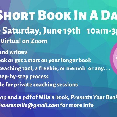 Write Your Short Book in a Day
