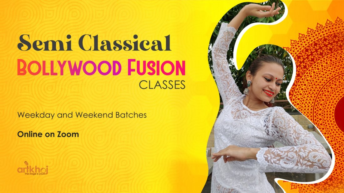 Semi Classical Bollywood Fusion Classes - Online | Online Event | AllEvents.in