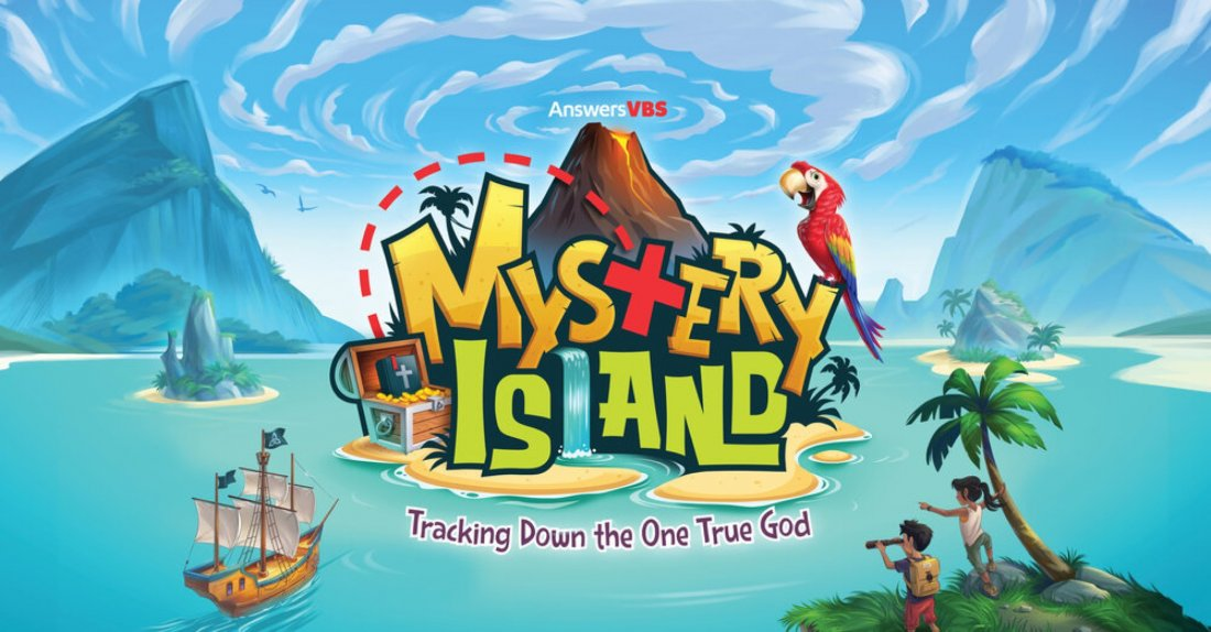 VBS - Mystery Island, 26 July | Event in Kaukauna | AllEvents.in