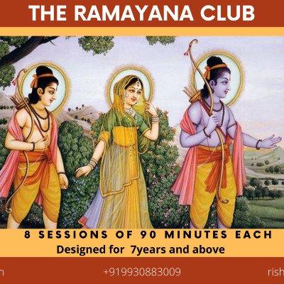 THE RAMAYANA CLUB